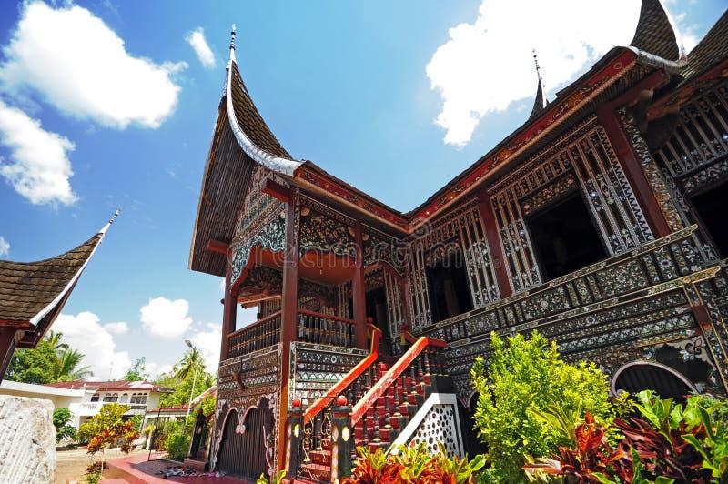 arkitektur indonesia arkivbild