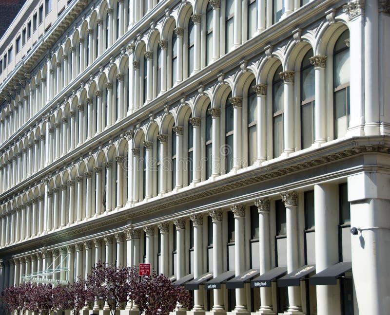arkitektur New York royaltyfria foton