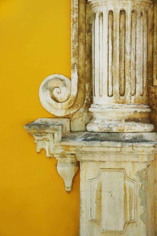 arkitekturdetalj havana royaltyfri fotografi