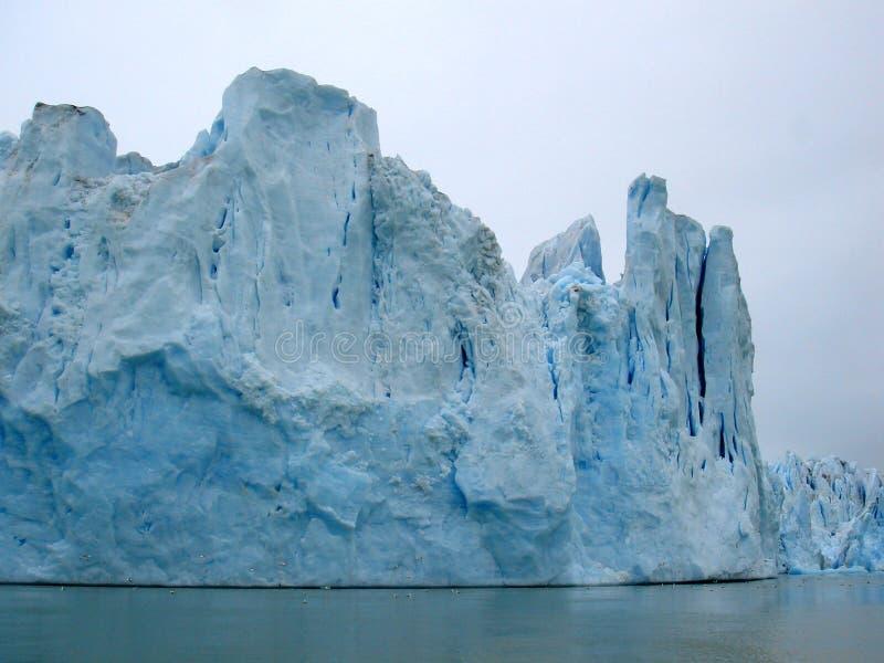 Arktischer Eisberg stockfotografie