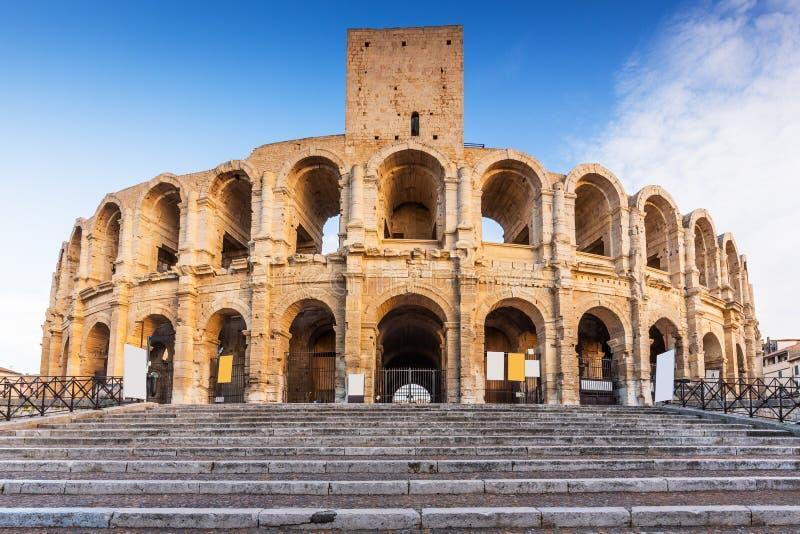 Arles,法国 库存图片
