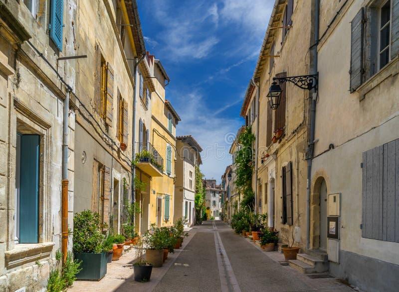 Arles em Bouches du Rhone imagens de stock royalty free