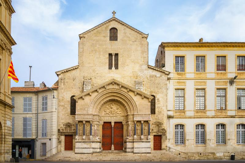 Arles, Francja zdjęcie royalty free