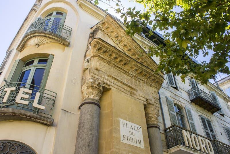 Arles, Frankreich stockfotografie