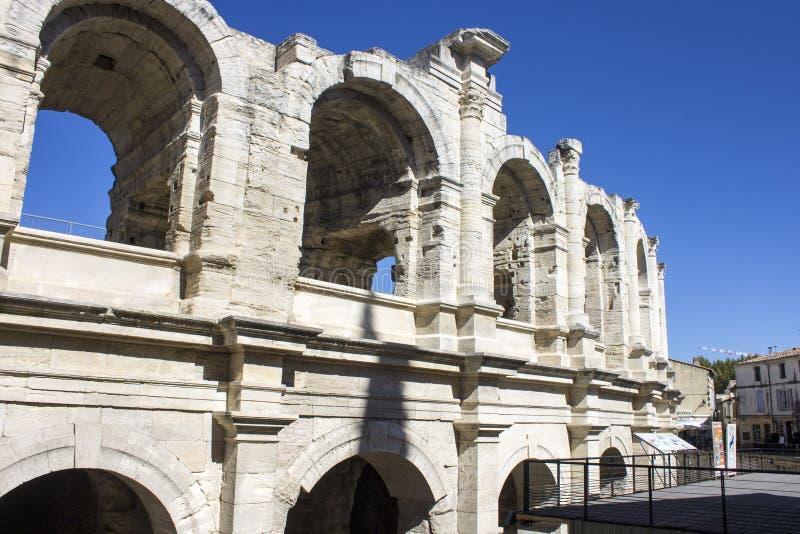 Arles, Frankreich stockfoto