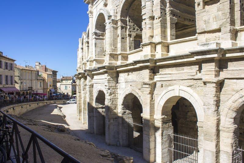 Arles, Frankreich lizenzfreie stockfotografie