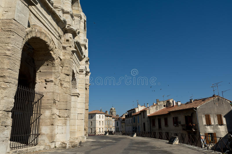 Arles, Provence, Francja obrazy royalty free