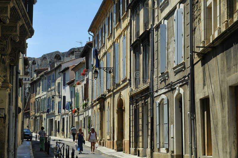 Arles (Provence, Frankreich) lizenzfreie stockbilder