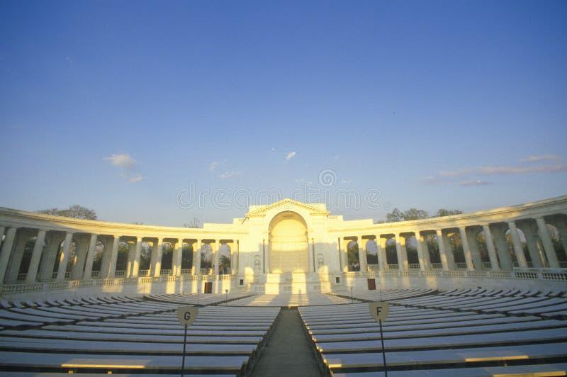 Arlington Memorial Theater royalty free stock photos