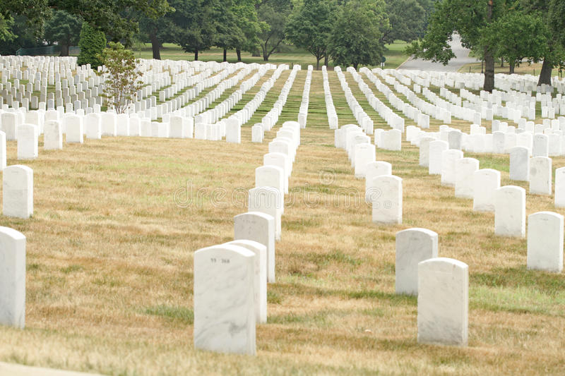 Download Arlington National Cemetery Stock Photo - Image of cemetery, killed: 15162914
