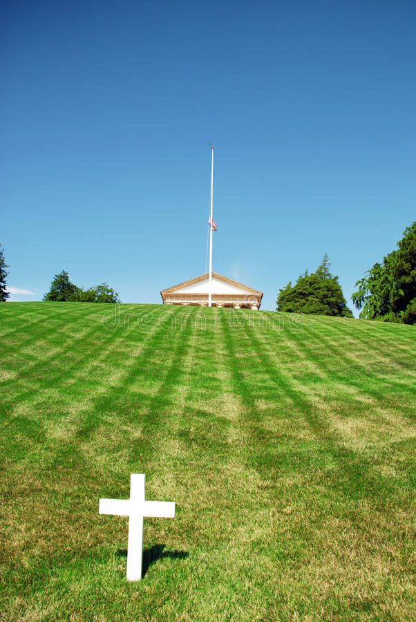 Download Arlington National Cemetery Stock Image - Image: 15217661