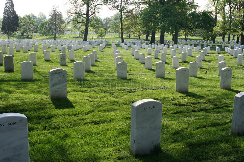 Download Arlington National Cemetery Stock Photo - Image: 5097734