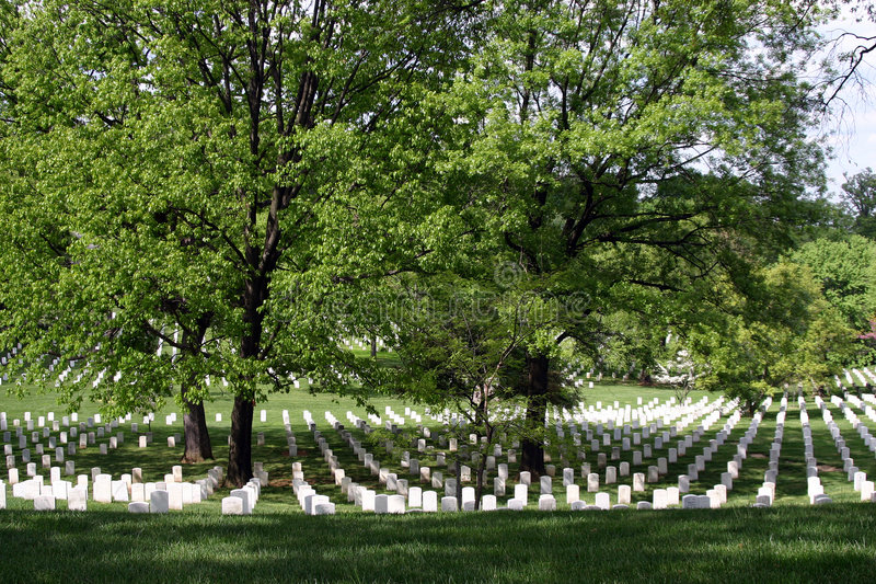 Download Arlington National Cemetery Stock Photo - Image: 975598