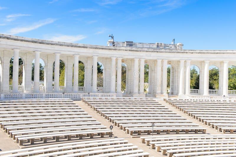 Arlington Nationale Begraafplaats, Washington royalty-vrije stock foto