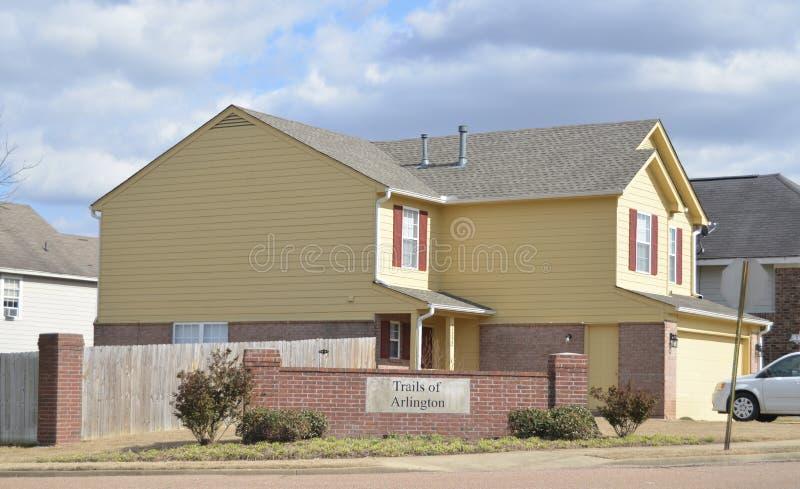 Arlington Tennessee Community stock fotografie