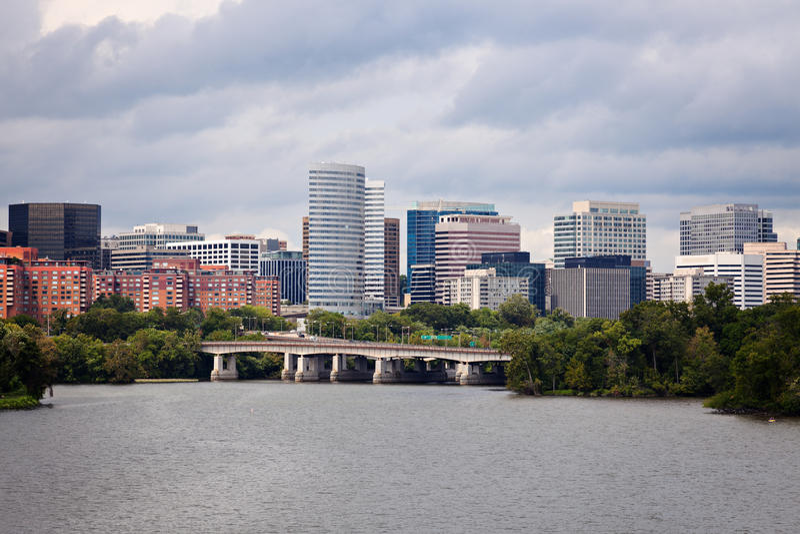 Arlington, Virginia royalty-vrije stock foto