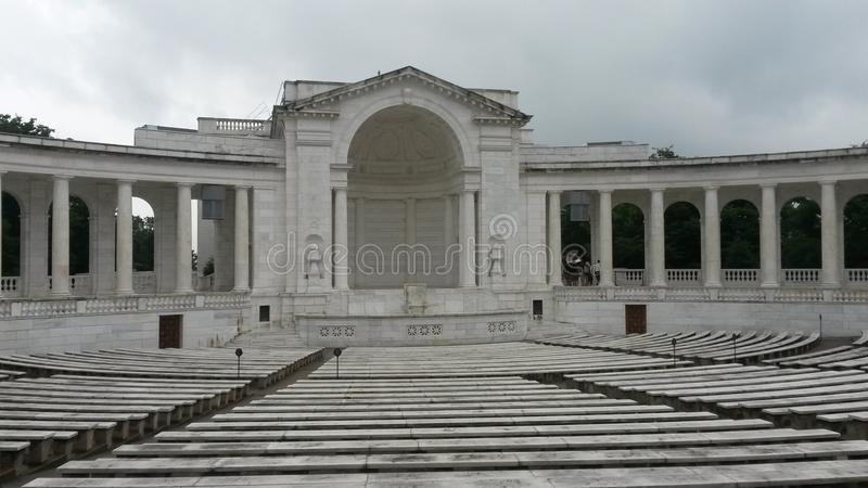 Arlington. Virginia Monuments stock photos