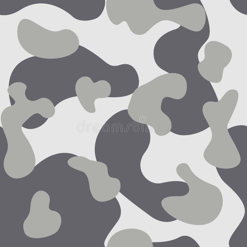 Armén den Seamless/upprepade vektorn för militär kamouflage baserade modellen arkivfoto