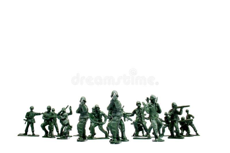 armésoldater royaltyfri foto