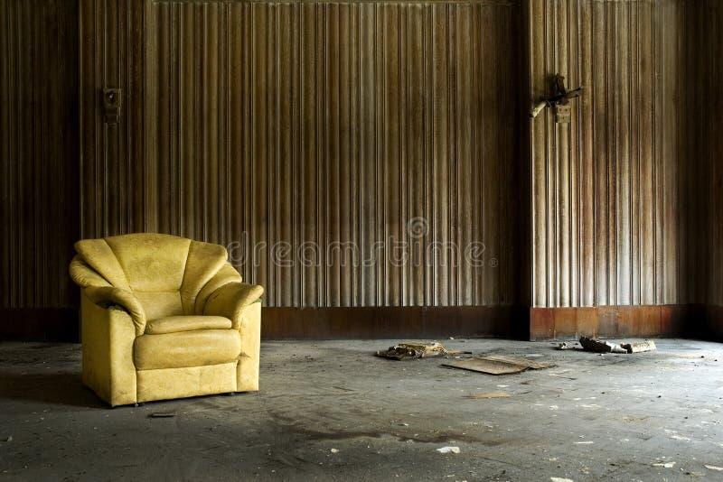 Arm Chair royalty free stock photos