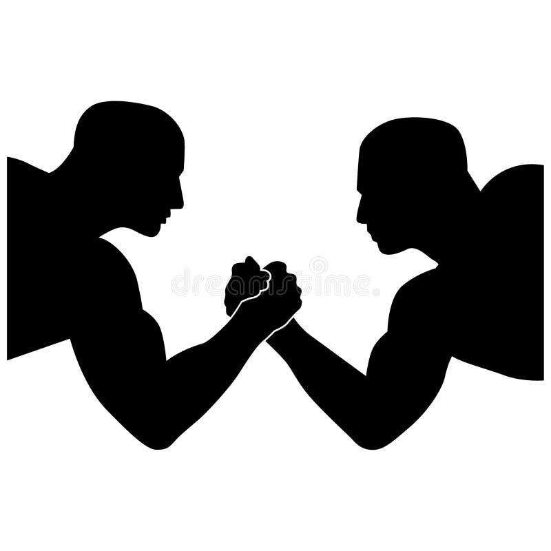 Arm Wrestling Logo Stock Illustrations 396 Arm Wrestling Logo Stock Illustrations Vectors Clipart Dreamstime