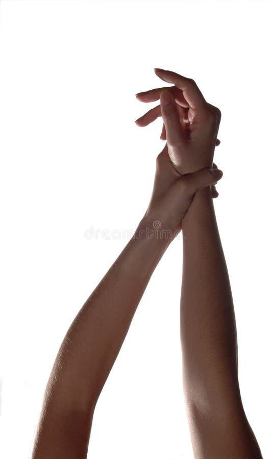 Download Arm2 zdjęcie stock. Obraz złożonej z seymour, gwóźdź, skóra - 32780