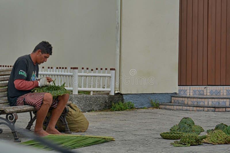 Armação do armacao da praia, Florianopolis, Brasil fotografia de stock