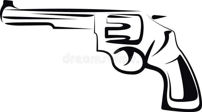 Arma ilustración del vector
