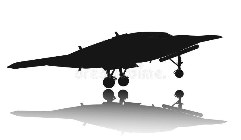 arma abejones ilustración del vector