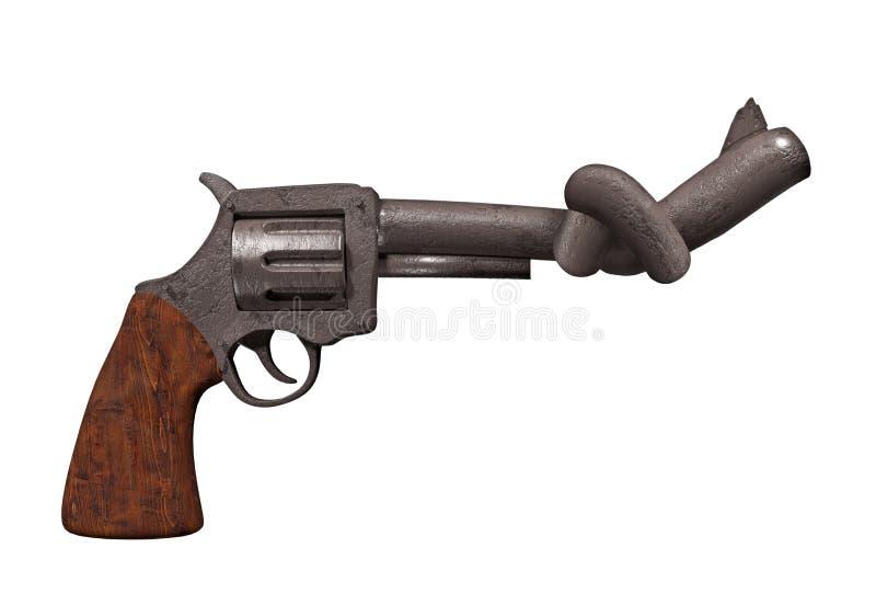 Arma atado ilustración del vector