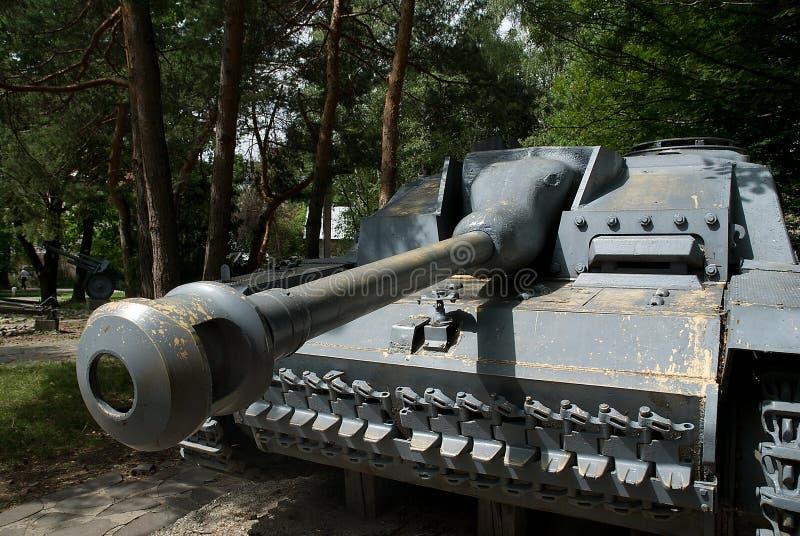 Arma automotor alemán StuG III imágenes de archivo libres de regalías