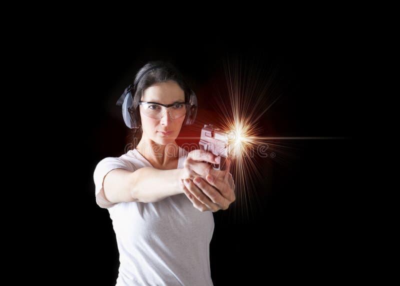 Arma da mulher imagem de stock royalty free