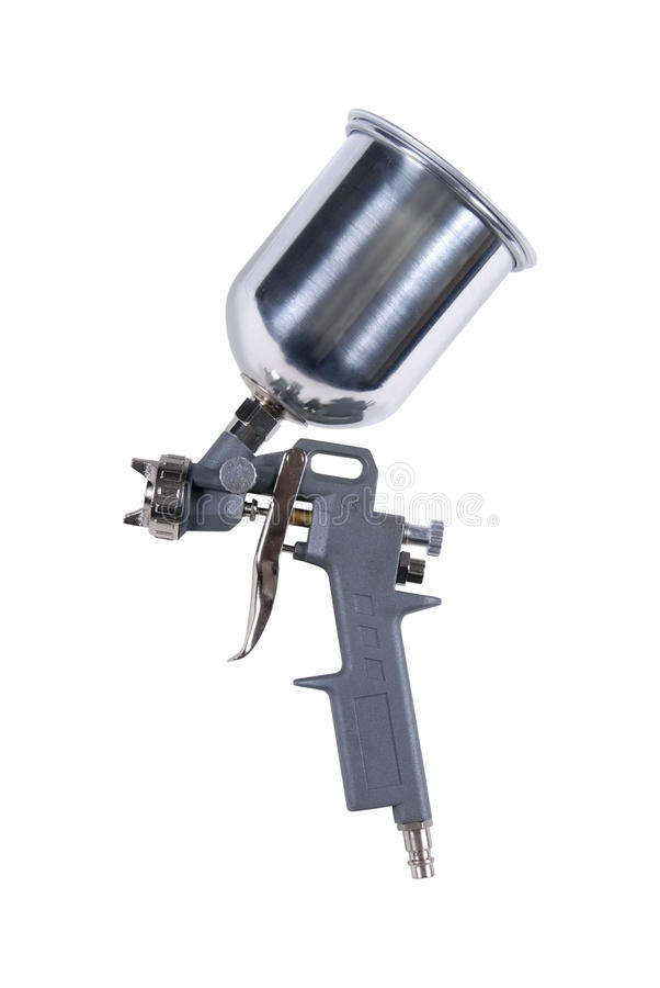 Arma de aerosol imagen de archivo