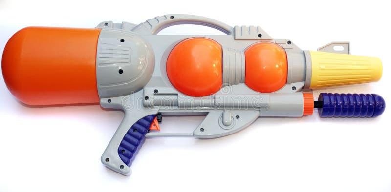 Arma de agua foto de archivo libre de regalías