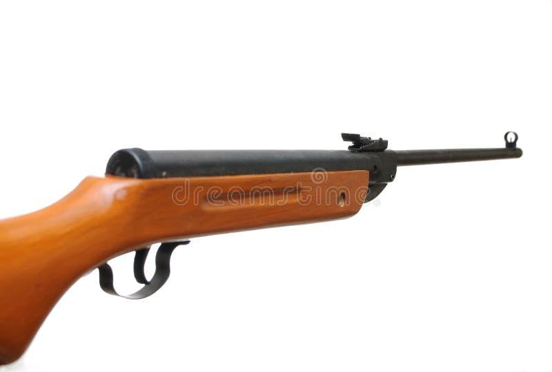 Arma de la pelotilla fotografía de archivo libre de regalías