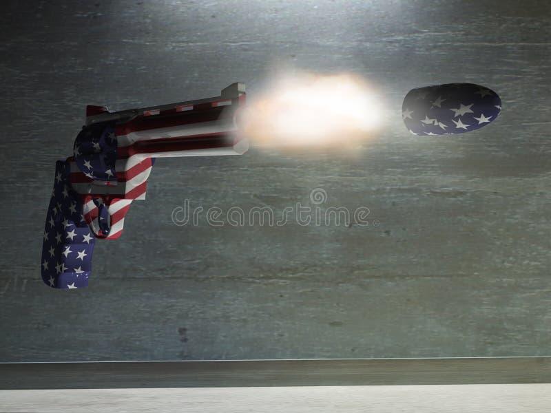 Arma de los E.E.U.U. libre illustration