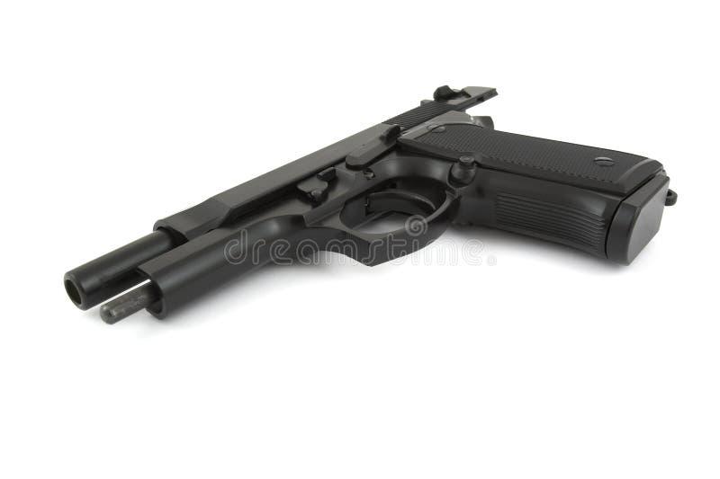 arma de mano de 9m m foto de archivo