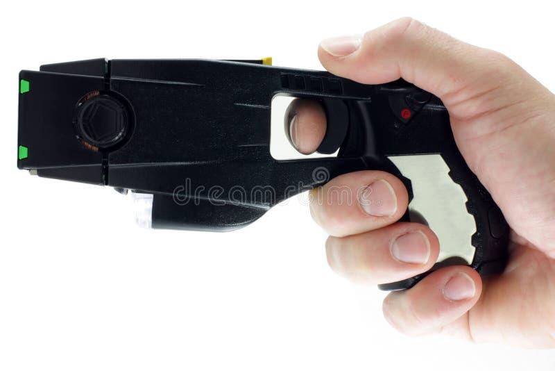 Arma de Taser fotografía de archivo