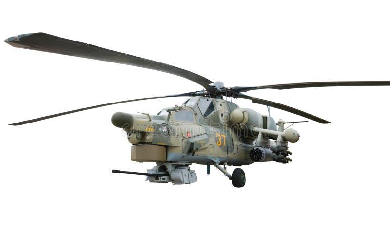 Arma do helicóptero imagens de stock royalty free