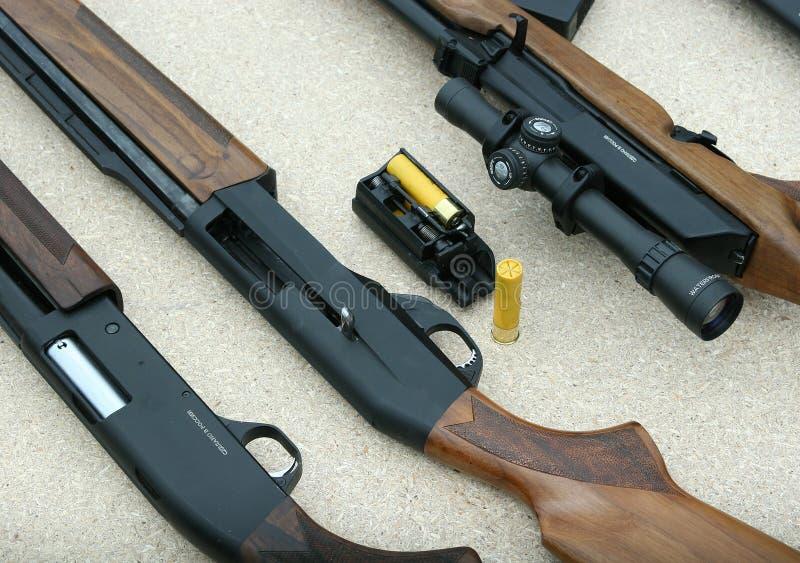 Arma do russo fotografia de stock