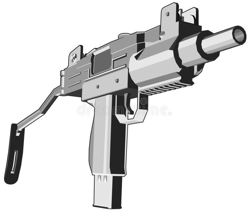 arma Ilustración del vector ilustración del vector