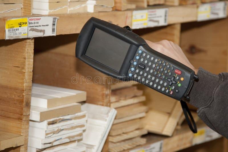 Arma móvil sin hilos fotografía de archivo libre de regalías
