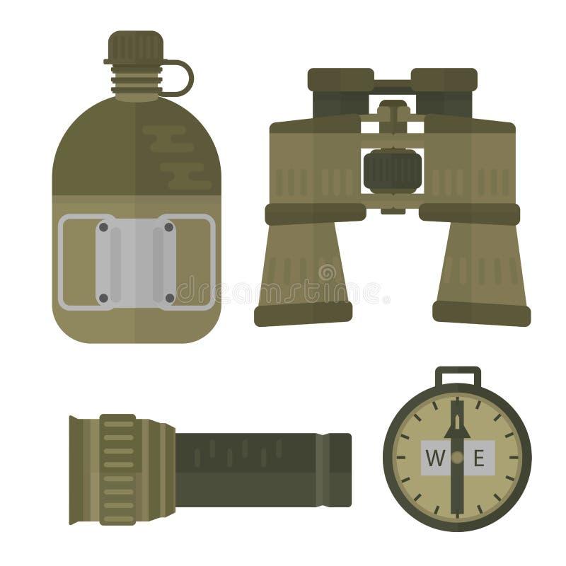 Arma militar ilustração do vetor