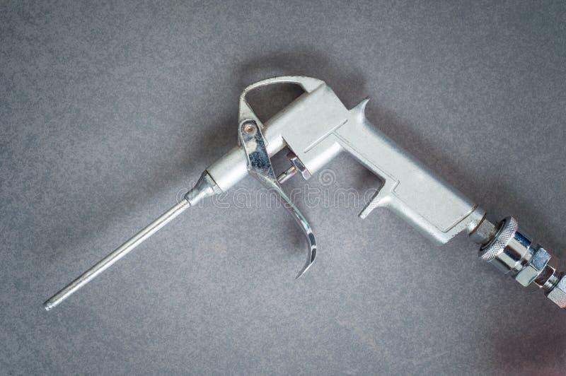 Arma para ar comprimido imagens de stock royalty free