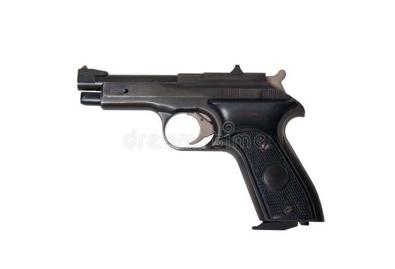 Arma traumático de Margo-22lr foto de archivo