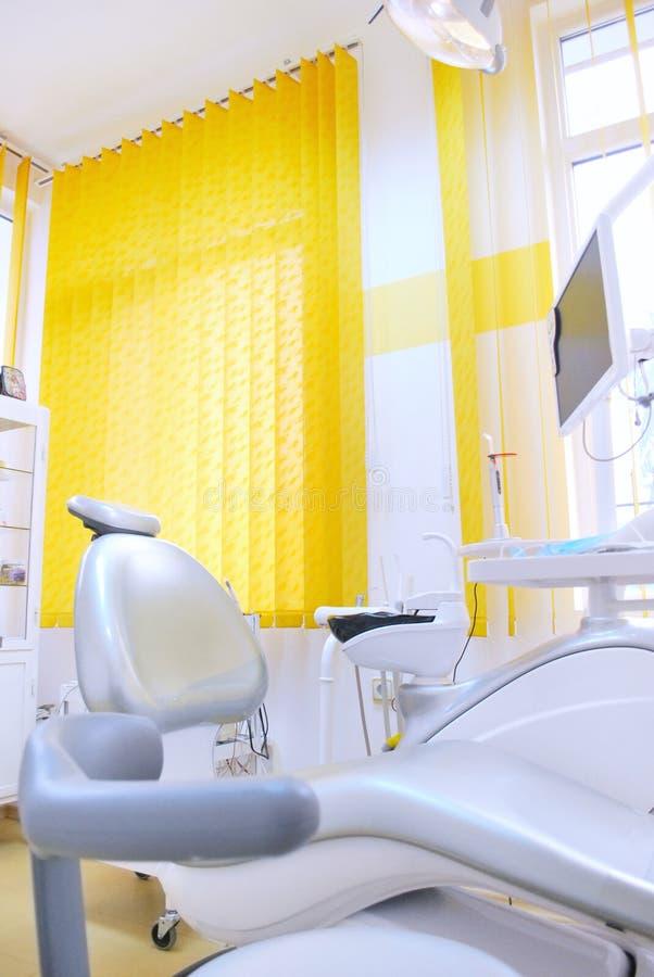 Armadietto dentale fotografie stock libere da diritti
