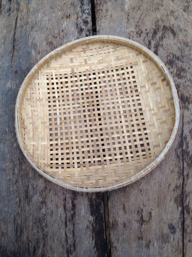Armadura de cesta hecha a mano imagen de archivo libre de regalías