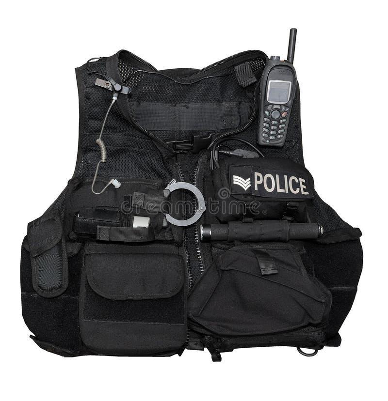 Armadura de la policía foto de archivo libre de regalías