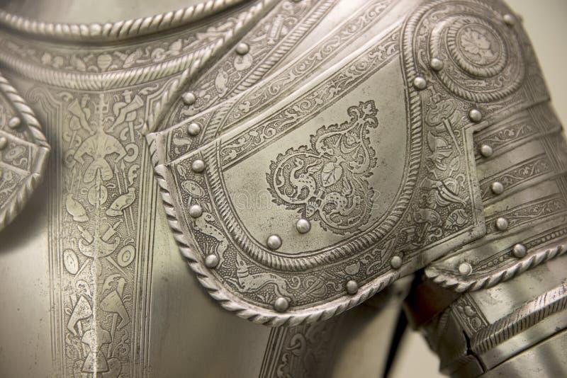 Armadura medieval imagem de stock royalty free
