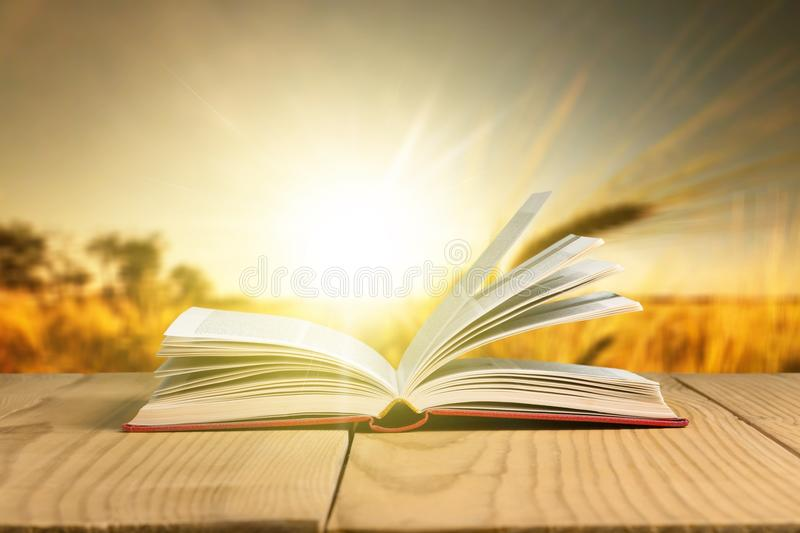 Armageddon. Bible wisdom apocalypse atmosphere background believe stock photos